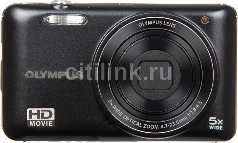 Цифровой фотоаппарат OLYMPUS VG-130,  черный