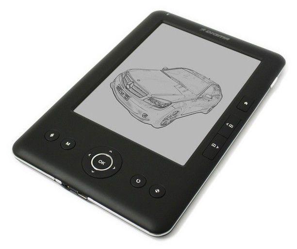 Электронная книга DIGMA e600,  6