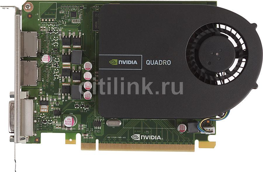 Видеокарта HP nVidia  Quadro 2000 ,  1Гб, GDDR5, Ret [ws094aa]