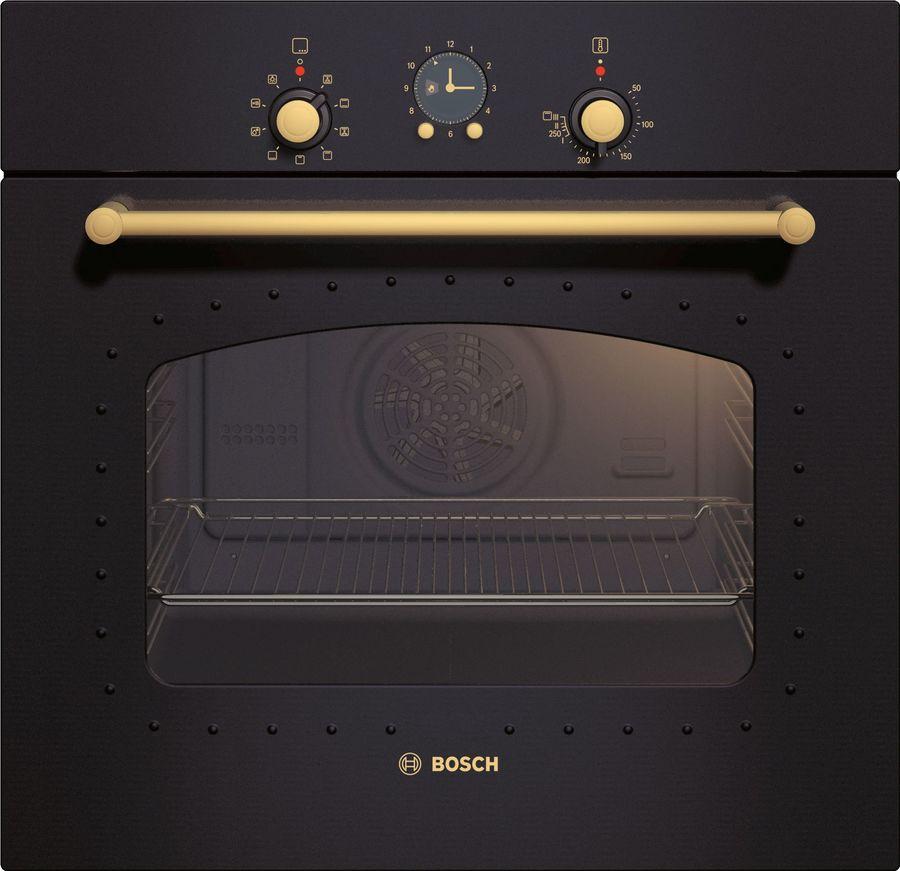 Духовой шкаф BOSCH HBA23RN61,  черный