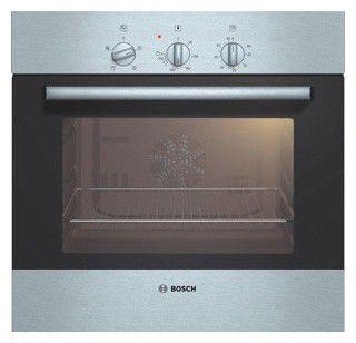 Духовой шкаф BOSCH HBN210E0,  серебристый