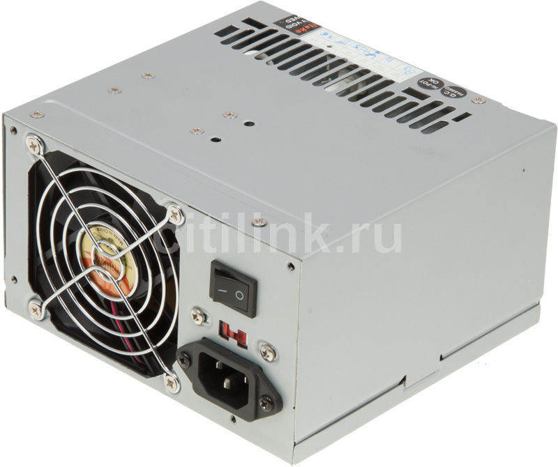 Блок питания THERMALTAKE XP550 PP,  430Вт,  80мм