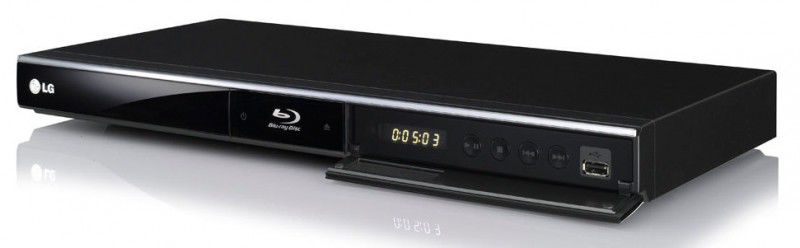 Плеер Blu-ray LG BD-560, черный