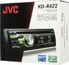 Автомагнитола JVC KD-R422,  USB вид 6