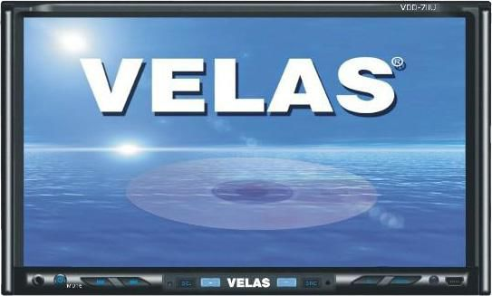 Автомагнитола VELAS VDD-711U,  USB,  SD