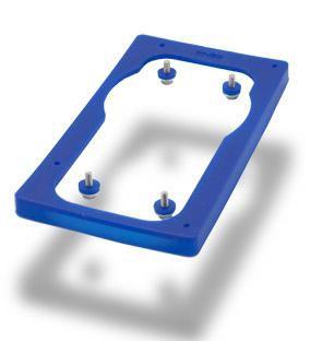 Шумопоглощающая прокладка для блока питания NOISEBLOCKER FramsSlics PSU [nb-fslicspsu]