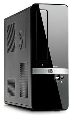 HP Pro 3130SFF,  Intel  Core i3  550,  DDR3 2Гб, 320Гб,  Intel HD Graphics,  DVD-RW,  Windows 7 Professional,  черный [xt320ea]
