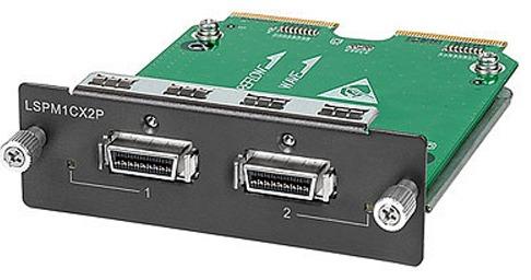 Модуль HPE JD360B 2-Port 10-GbE A5500 Local Conn