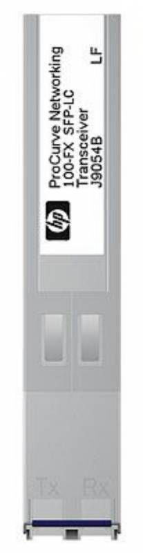 Трансивер HP X110 100M SFP LC FX Transceiver (JD102B)