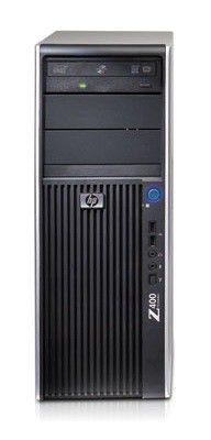 Рабочая станция  HP Z400,  Intel  Xeon  W3670,  DDR3 6Гб, 1Тб,  DVD-RW,  CR,  Windows 7 Professional,  черный [kk717ea]
