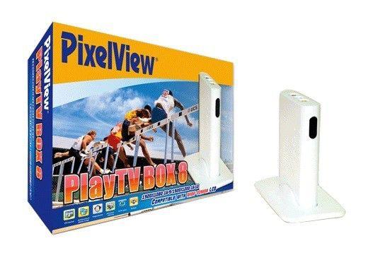 ТВ-тюнер PIXELVIEW PlayTV BOX 8,  внешний