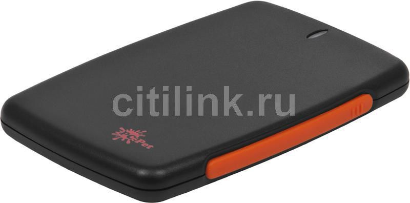 Внешний корпус для  HDD PC PET CP25B2, черный