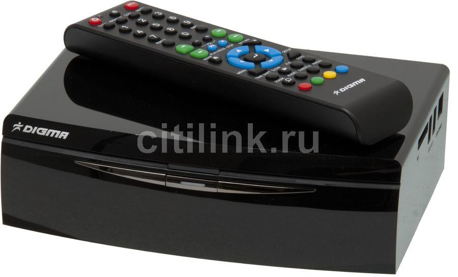 Медиаплеер DIGMA HDMP-500,  черный
