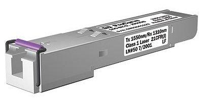 Трансивер HP (J9099B) X112 100M SFP LC BX-D