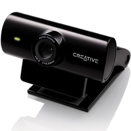 Web-камера CREATIVE Live! Cam Sync,  черный [73vf052000005]