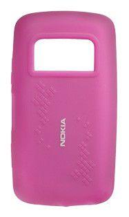 Чехол (клип-кейс) NOKIA CC-1013, для Nokia C6-01, фиолетовый