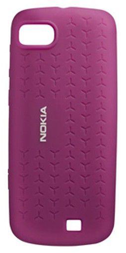 Чехол (клип-кейс) NOKIA CC-1014, фиолетовый