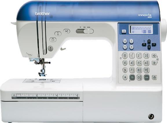 Швейная машина BROTHER NV400 белый