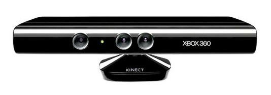 Сенсор MICROSOFT Kinect, для  Xbox 360, черный [lpf-00024]