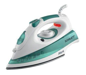 Утюг SCARLETT SС-1139S,  2200Вт,  зеленый [sc-1139s]