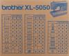 Швейная машина BROTHER XL5050 белый вид 15