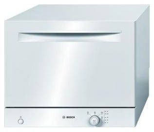 Посудомоечная машина BOSCH SKS40E02RU,  компактная, белая
