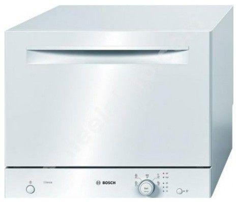 Посудомоечная машина BOSCH SKS50E12RU,  компактная, белая