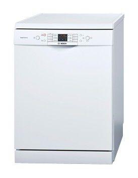 Посудомоечная машина BOSCH SMS63N02RU,  полноразмерная, белая