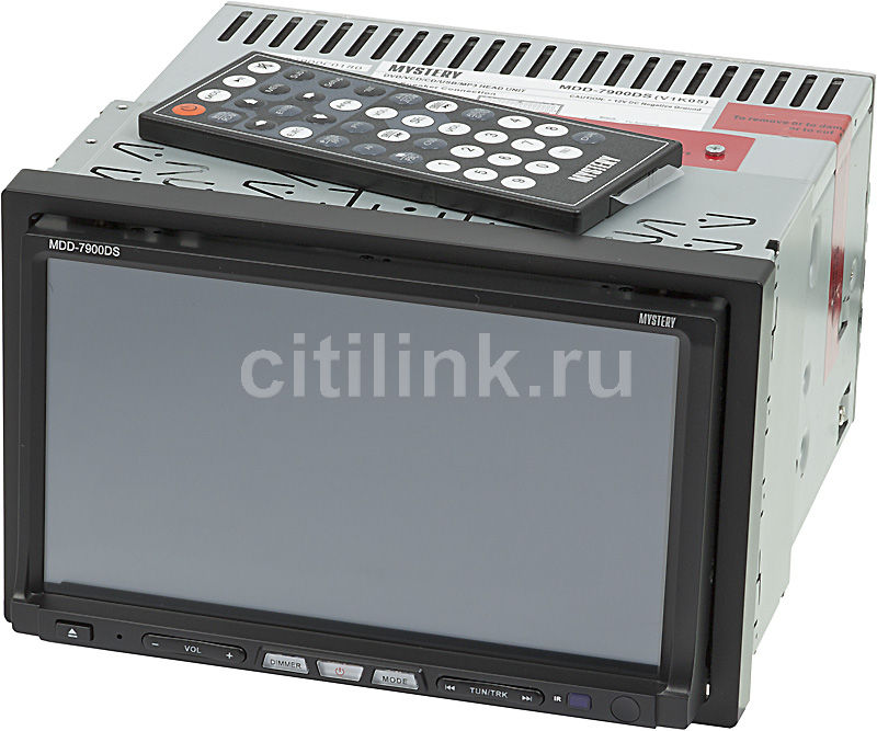 Автомагнитола MYSTERY MDD-7900DS,  USB,  SD/MMC