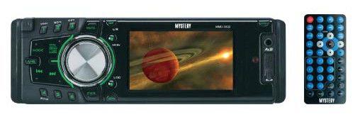 Автомагнитола MYSTERY MMD-3002,  USB,  SD/MMC