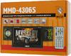 Автомагнитола MYSTERY MMD-4306S,  USB,  SD/MMC вид 9