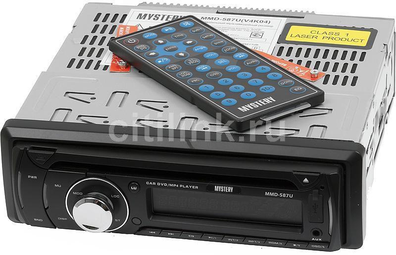 Автомагнитола MYSTERY MMD-587U,  USB,  SD/MMC