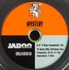 Колонки автомобильные MYSTERY Jadoo MJ 650,  компонентные,  200Вт вид 6
