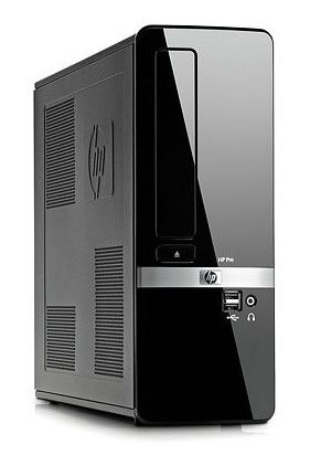 HP Pro 3130,  Intel  Core i3  550,  DDR3 2Гб, 320Гб,  Intel HD Graphics,  DVD-RW,  Free DOS,  черный [xt319ea]