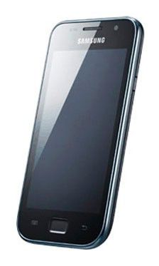 Смартфон SAMSUNG Galaxy S scLCD GT-I9003  черный