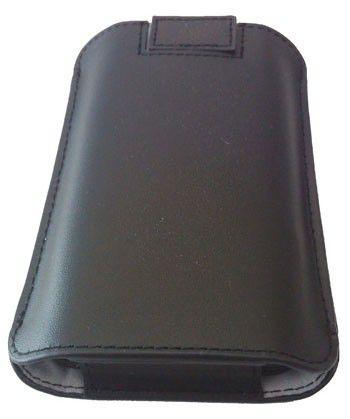 Чехол (футляр) HTC PO S550, для HTC Desire HD, черный