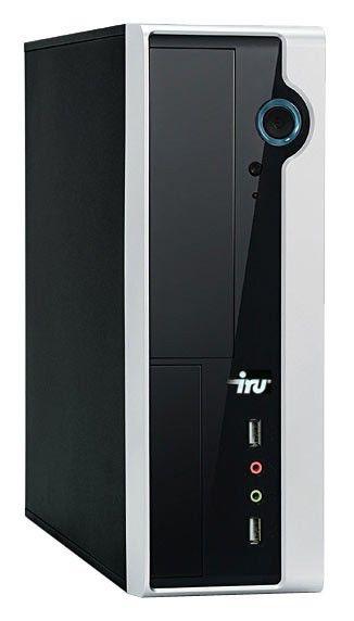 Неттоп  IRU Corp 110,  Intel  Atom  D525,  2Гб, 250Гб,  Intel GMA 3150,  DVD-RW,  CR,  Windows 7 Starter,  черный
