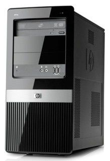 HP Pro 3130,  Intel  Core i5  760,  DDR3 4Гб, 750Гб,  nVIDIA GeForce G405 - 1024 Мб,  DVD-RW,  CR,  Windows 7 Professional,  черный [lg939es]