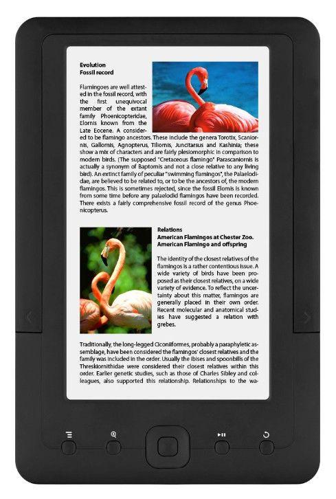 Электронная книга ICONBIT HDB700,  7
