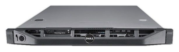 Сервер Dell PE R410 1xX5650 2.66/4G(1x4G2RUDIMM 1.3)/SASNrL 2x500G7.2K6Gp3.5
