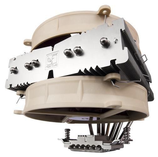 Устройство охлаждения(кулер) NOCTUA NH-C14,  140мм, Ret
