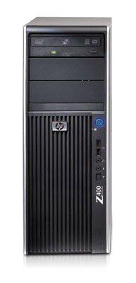 Рабочая станция  HP Z400,  Intel  Xeon  W3565,  DDR3 4Гб, 1Тб,  DVD-RW,  Windows 7 Professional,  черный [kk716ea]