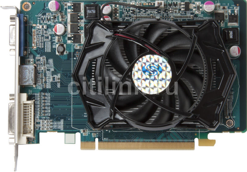 Видеокарта SAPPHIRE Radeon HD 5670,  1Гб, DDR3, lite [11168-xx-20g]