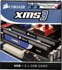 Модуль памяти CORSAIR XMS3 CMX4GX3M2B2000C9 DDR3 -  2x 2Гб 2000, DIMM,  Ret вид 6