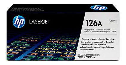 Блок фотобарабана HP 126A CE314A ч/б:14000стр. цв:7000стр. для LJ CP1025 HP