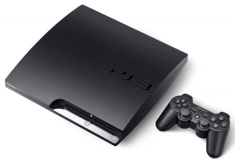 Игровая консоль SONY PlayStation 3 PS719195283, черный
