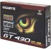 Видеокарта GIGABYTE GeForce GT 430,  512Мб, DDR3, Ret [gv-n430tc-1gi] вид 7