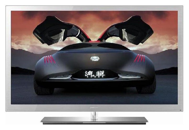 LED телевизор SAMSUNG UE46C9000S