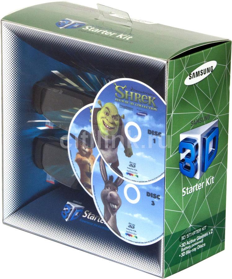 Очки 3D SAMSUNG SSG-P2100S,  черный [ssg-p2100s/ru]