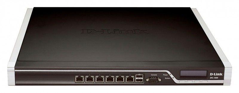 Сетевой экран D-LINK DFL-1660